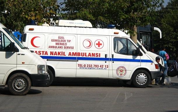 Семеро осіб загинули під час катастрофи човна з мігрантами в Туреччині