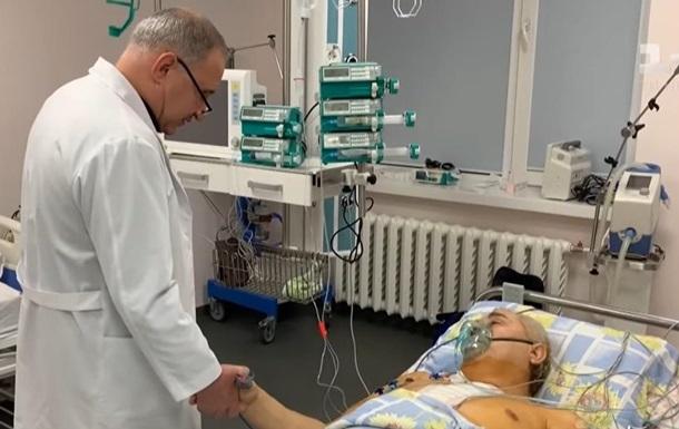 В Україні пересадили серце вперше за 15 років