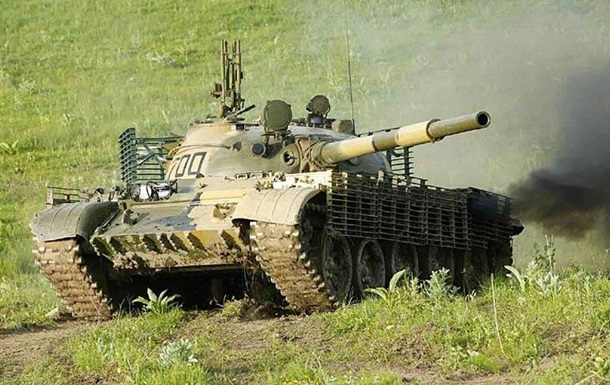 У Сирії зняли потрапляння ракети по Т-62