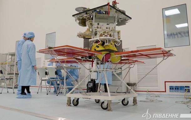 В Україні випробовують космічний апарат Січ-2-1