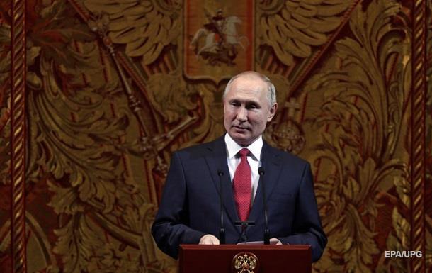 У Кремлі розповіли, як Путін любить зустрічати Новий рік