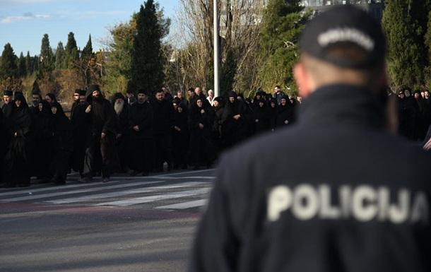 В Черногории приняли спорный закон о свободе вероисповедания
