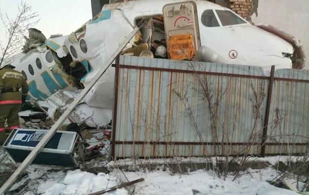 В авіакатастрофі у Казахстані загинув військовий топ-чиновник