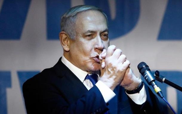 Нетаньяху оголосив про перемогу на праймеріз у  Лікуд
