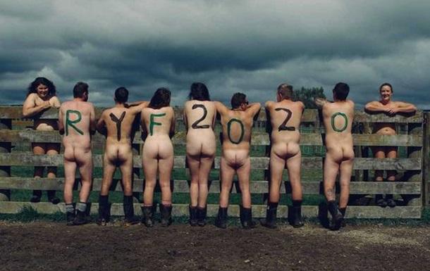 Новозеландские фермерши разделись для рождественского календаря