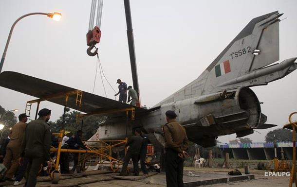 В Индии официально сняли с вооружения самолеты МиГ-27