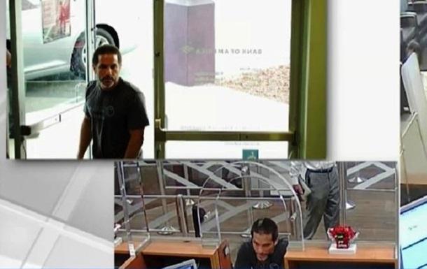 Мужчина ограбил два банка за 20 минут