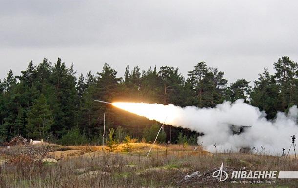 В Украине разрабатывают новые реактивные снаряды
