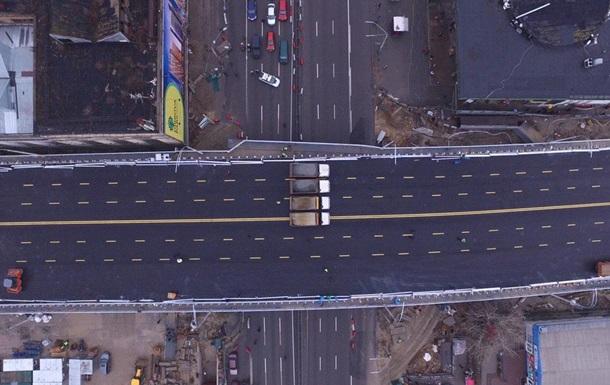 В Киеве завтра возобновят движение по Шулявскому мосту