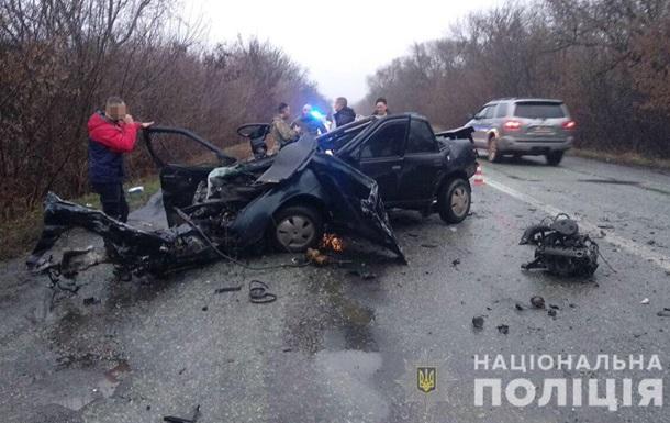 У Дніпропетровській області дві жінки загинули в ДТП