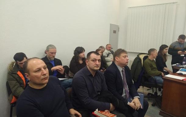 Справа Майдану: Рябошапка змінив прокурорів під час засідання суду