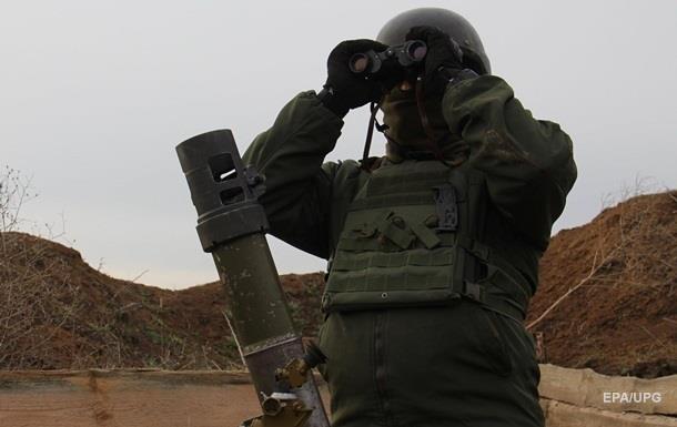 У зоні ООС один військовий отримав поранення