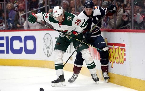 НХЛ: Міннесота обіграла Колорадо, Торонто переміг Нью-Джерсі