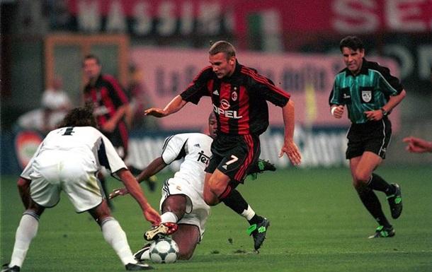 Шевченко міг перейти у Мілан - в 2001 за нього пропонували неймовірні гроші