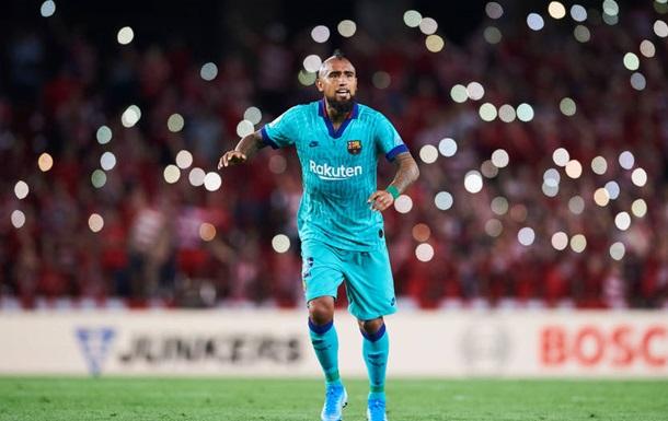 В Барселоне связали претензии Видаля с интересом к нему со стороны другого клуба