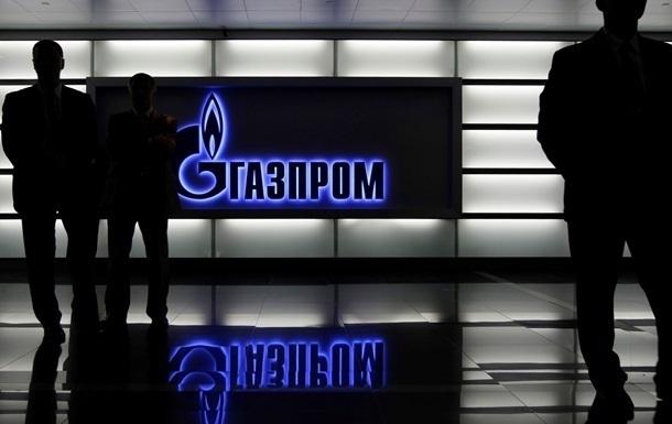 Кабмін погодився на  мирову  з Газпромом