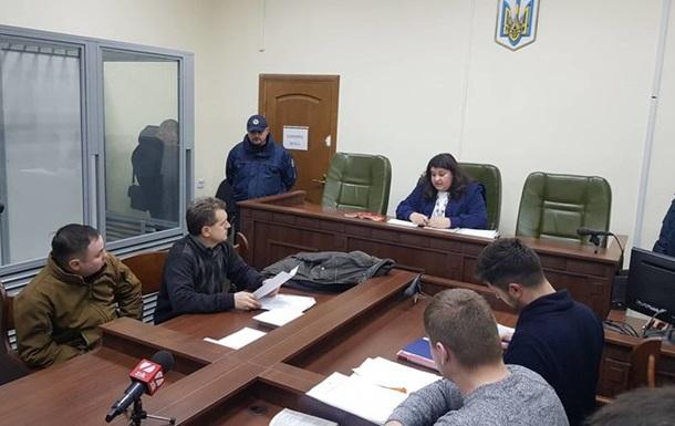 Дело Шеремета: Суд вынес меру пресечения нападавшему на журналиста