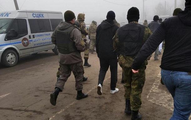 На Донбассе начался обмен пленными