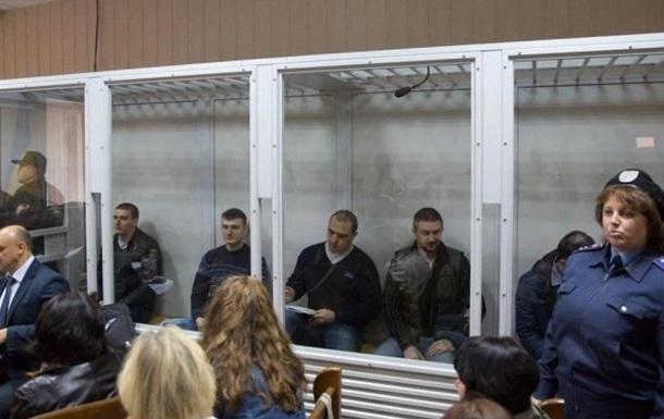 Экс-беркутовцы прибыли на обмен пленными - адвокат