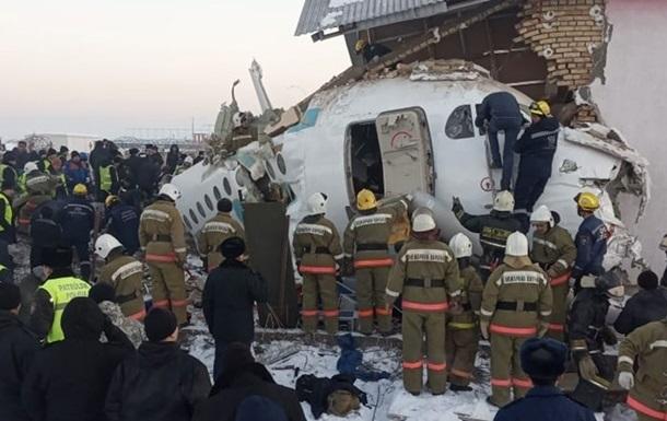 Авіакатастрофа в Казахстані: з явилася нова версія