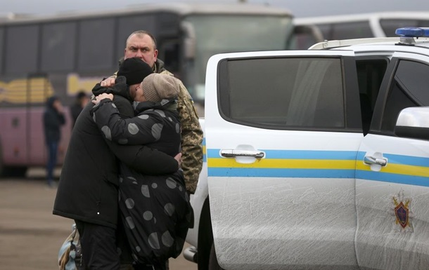 Обмен пленными: подробный список 76 украинцев