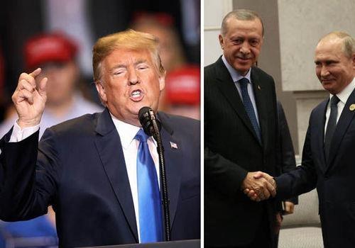 Стратегічні бійні у Сирії та Лівії. Вирішується доля Путіна