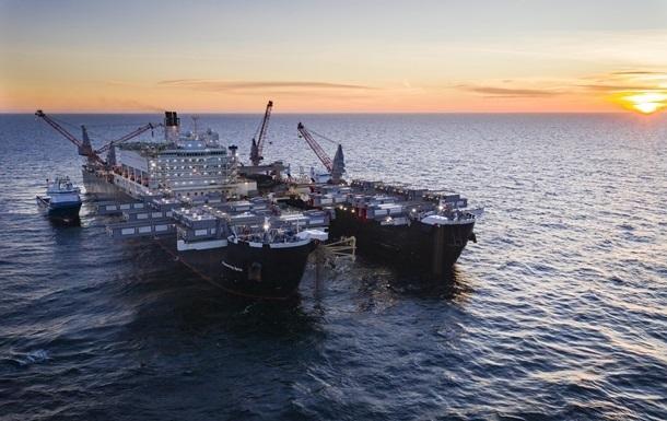 Nord Stream-2: подрядчик забрал строительные суда