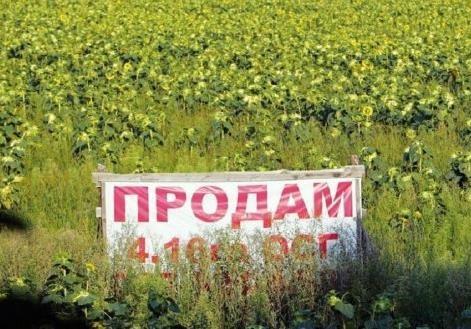 Зачем парламент продает землю и при чем тут государственный долг