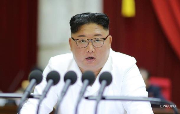 Кім Чен Ин закликав посилити безпеку КНДР