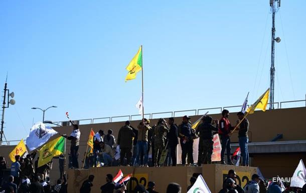У Багдаді напали на посольство США