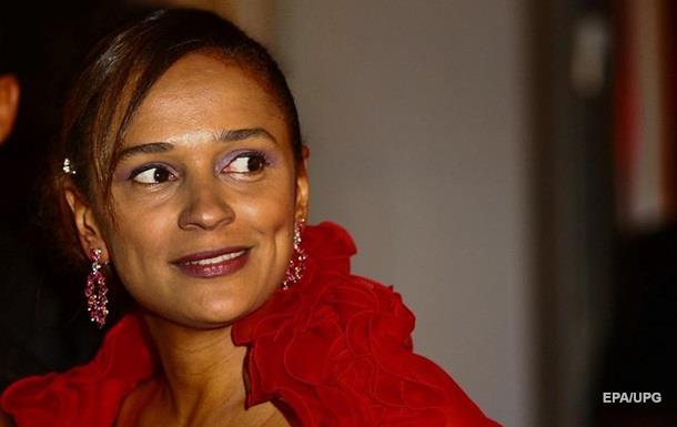 В Анголі суд заарештував активи найбагатшої жінки Африки