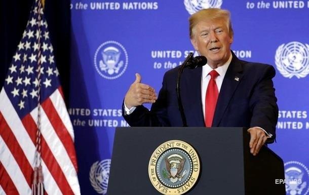 Трамп назвал дату подписания сделки сКитаем