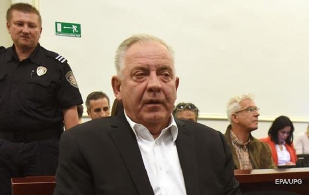 Экс-премьер Хорватии получил шесть лет тюрьмы за взятку