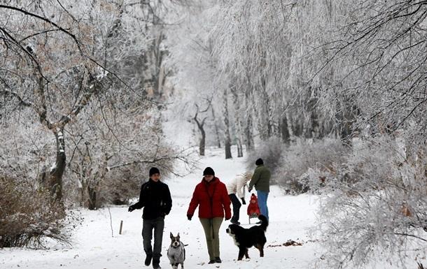 Європу чекає різке похолодання - вчені