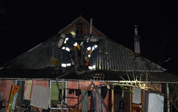 Внаслідок пожежі в Дніпрі загинули двоє чоловіків