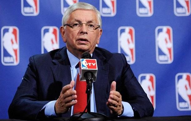 Помер колишній комісіонер НБА Девід Стерн