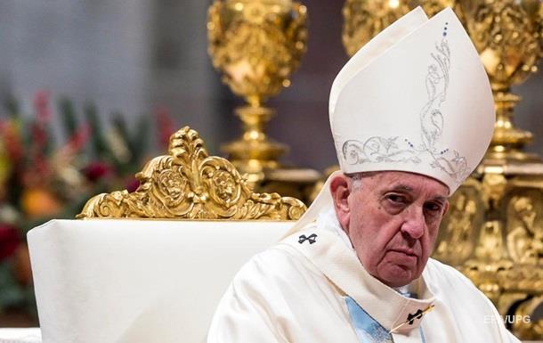 Підсумки 01.01: Казус з Папою Римським і ціна на газ