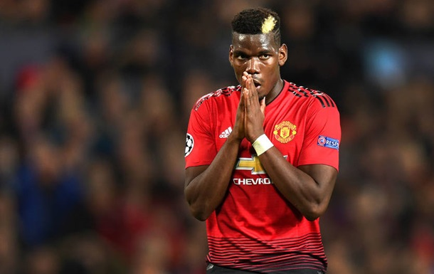 Стала відома причина непотрапляння Погба в заявку на матч з Арсеналом