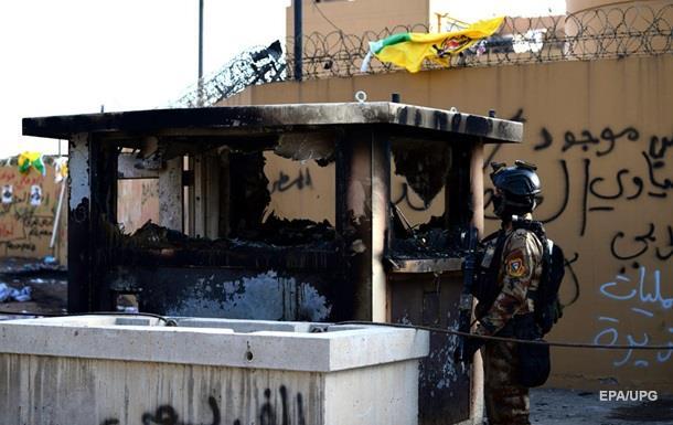 Смерть Америці. Штурм посольства США в Іраку