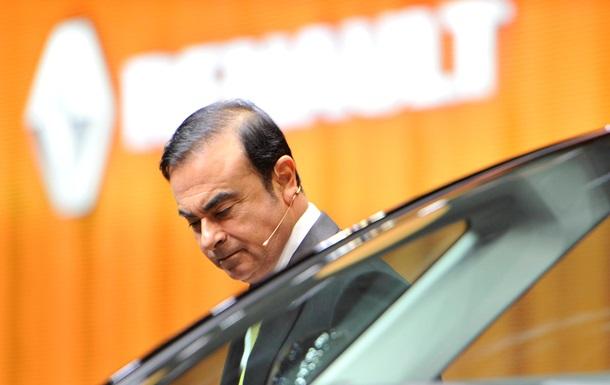 Легендарний директор. Втеча глави Renault-Nissan