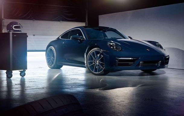 Porsche 911 впервые вышел в спецверсии