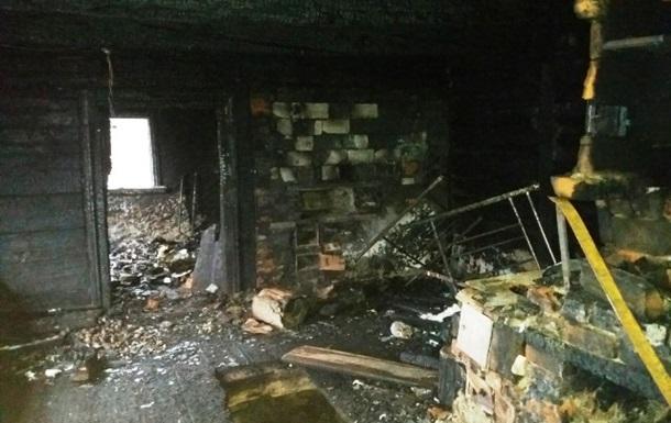 Подросток на Житомирщине спас пенсионерку из пожара