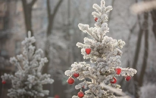 Погода на Рождество: чего ждать украинцам
