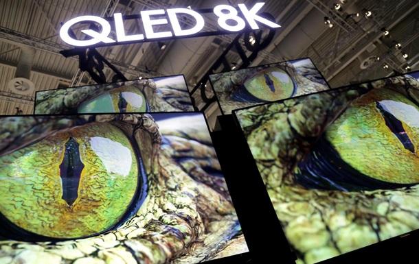 Samsung представить безрамкові телевізори
