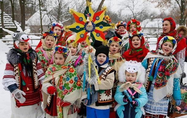 Різдво 2020 в Україні
