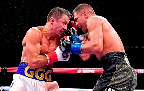 Поєдинок Головкін - Дерев янченко став боєм року за версією BoxingScene