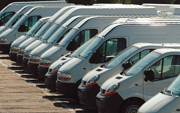 У грудні зросли продажі нових легкових авто