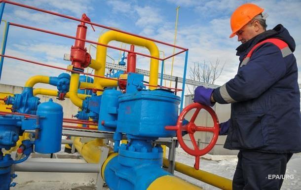 Україна збільшила транзит газу до 90 млрд кубів