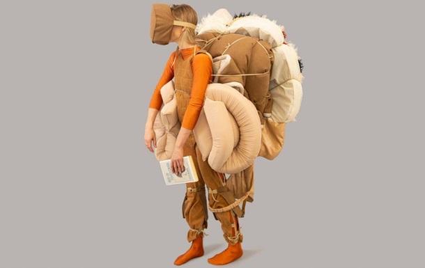 Дизайнер создала одежду для выживания в будущем