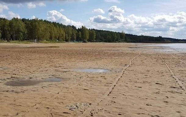 Шацкие озера обмелели: открыто уголовное дело